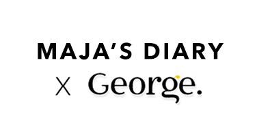 Maja's Diary x George