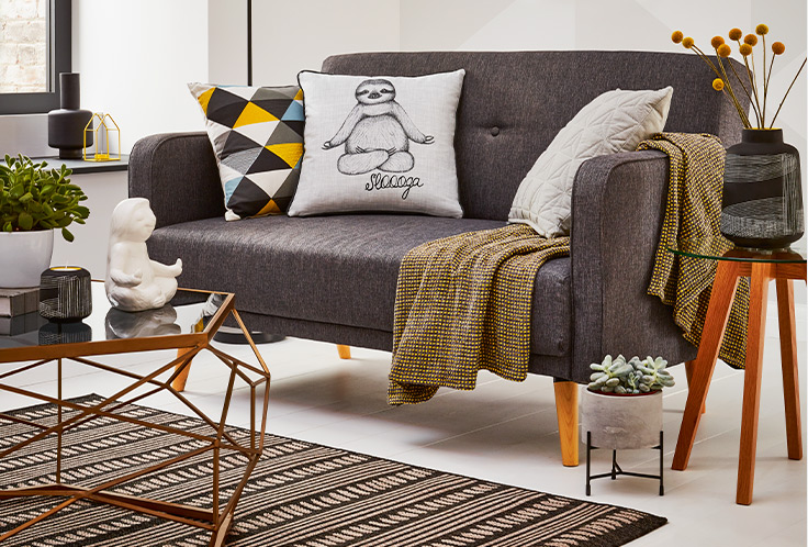 Welcome simplicity into the home with our Offline trend