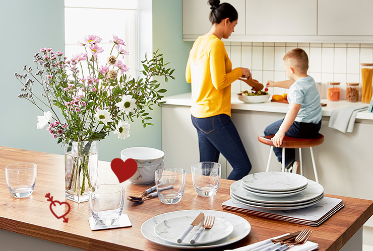 Create exciting meals with the help of our kitchen appliances
