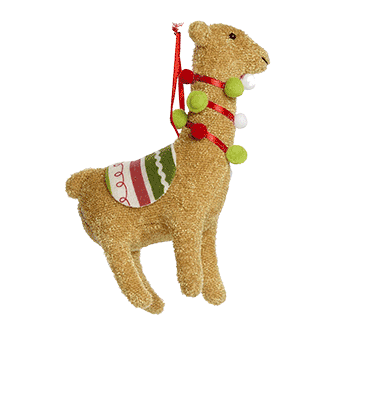 Shop our quirky range of Christmas tree decorations