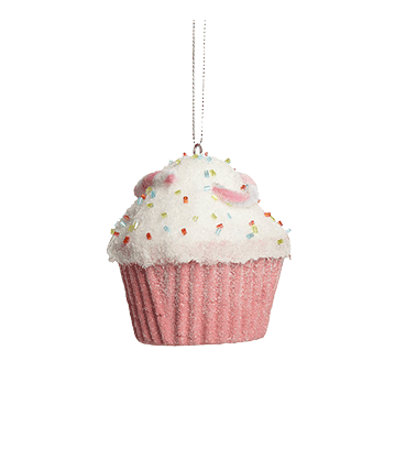 Shop cupcake baubles