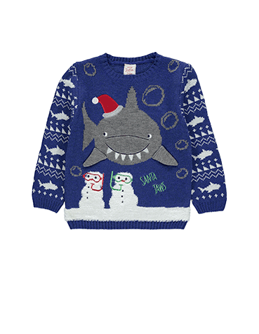 Shop shark jumper