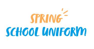 Spring School Uniform