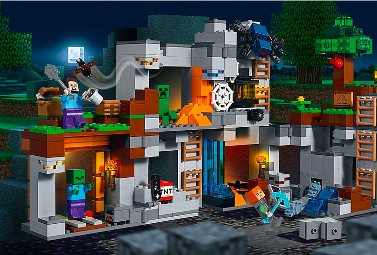 From beginner to advanced and themed options in between, find your perfect LEGO set