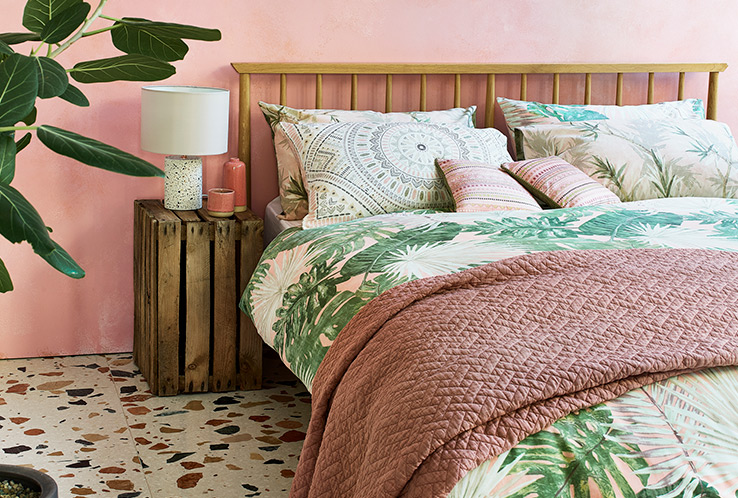 Duvet days will be every day when your bedroom is this cosy