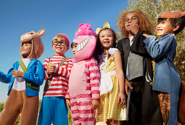 Get them into character this World Book Day