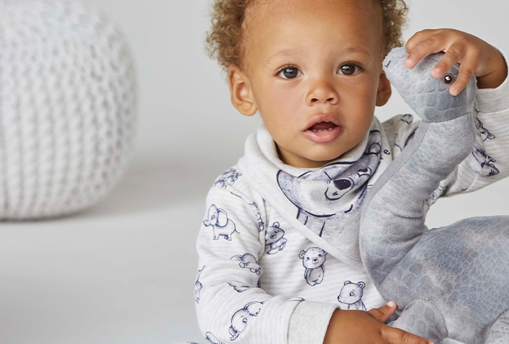 Discover ways to keep your little one cosy this winter