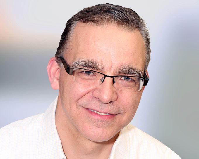 Dirk Schlimm portrait