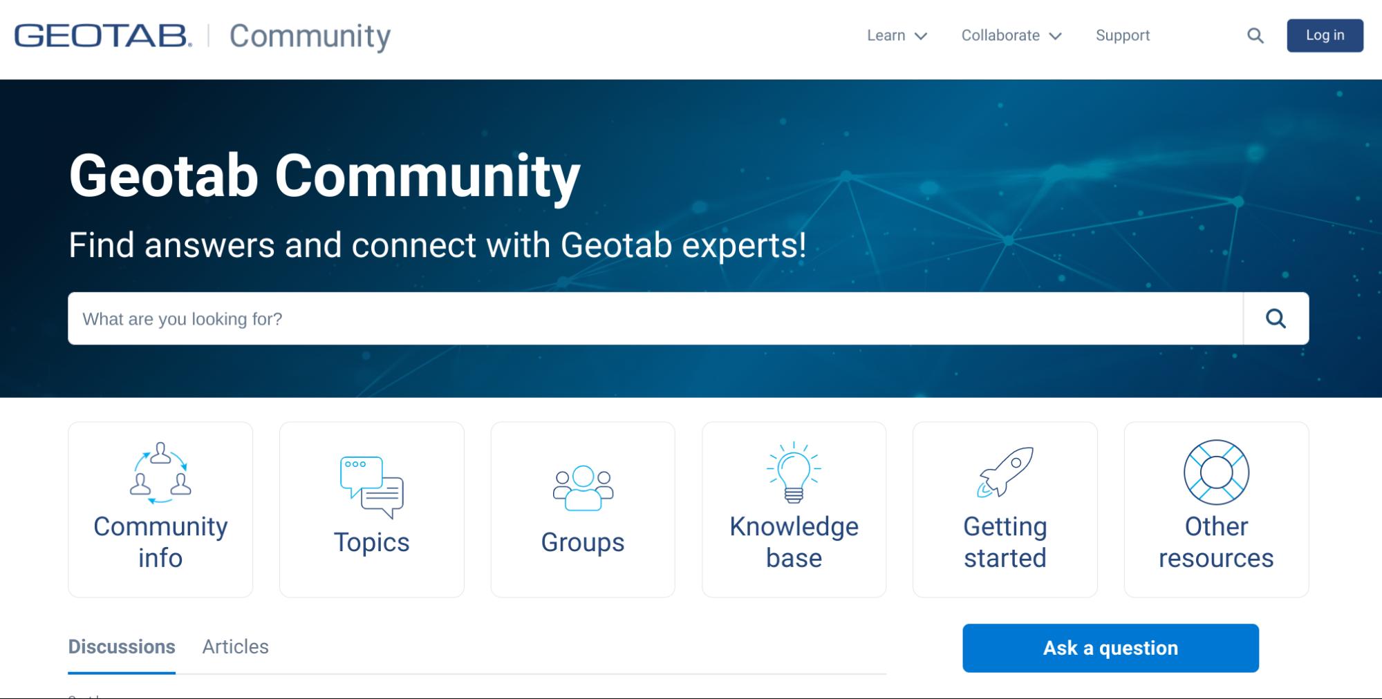 Geotab Community