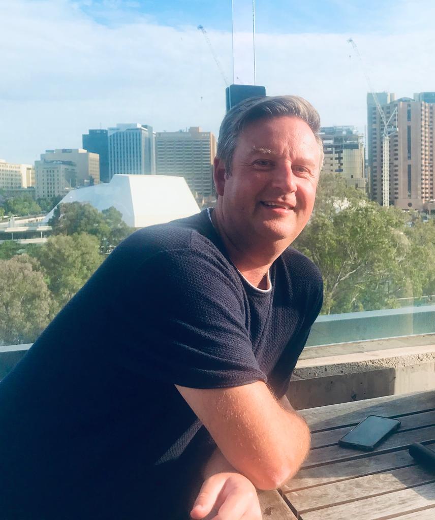 Matthew in Australia
