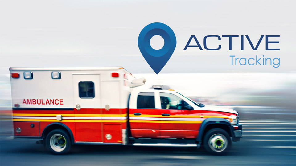 Active Tracking: Keeping First Responders Safe on the Road