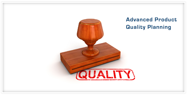 """Wood stamp that says """"Quality"""" in red ink"""