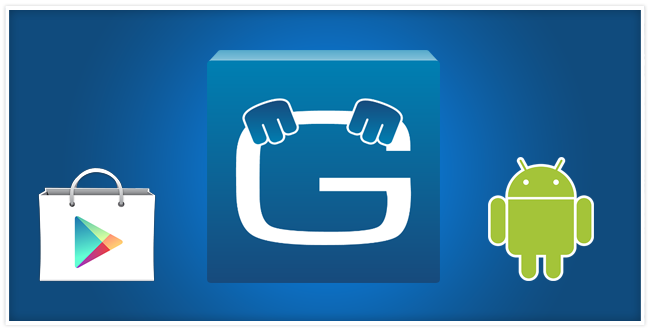 Geotab Drive logo with google play and android logos