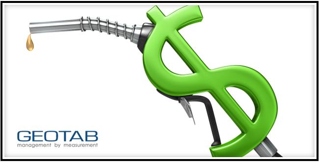 A green fuel pump shaped like a dollar sign