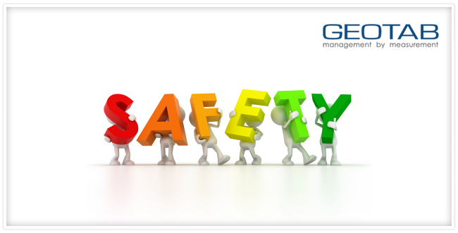 """White figures holding up letters that spell out """"Safety"""""""