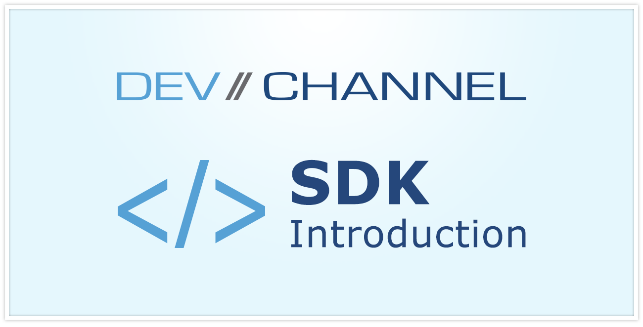 Intro to the Geotab SDK Video