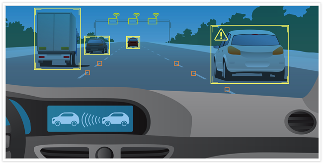The Next Wave in Driving Safety: Crash Avoidance Technology