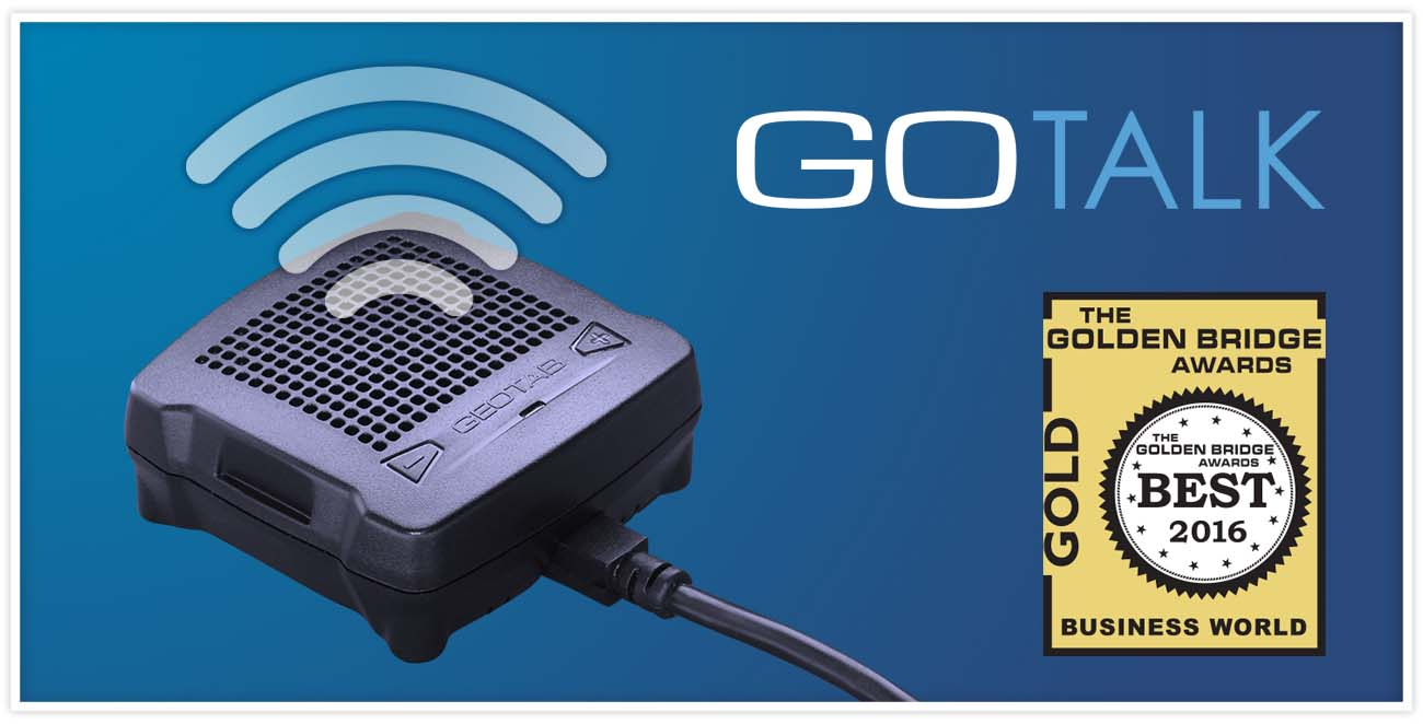 GO TALK Named Best Product at Golden Bridge Awards