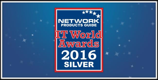 Geotab Wins Silver at 2016 IT World Awards
