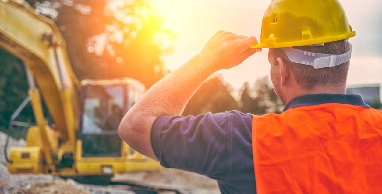 GPS Tracking for Construction Equipment: Security & Productivity