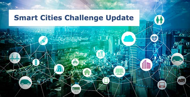Canadian Smart Cities Challenge: Kickstarting Innovation with IoT and Urban Analytics