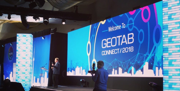 GEOTAB CONNECT 2018 Recap