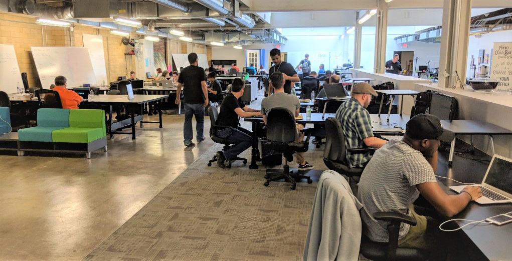 Columbus Smart City Hackathon Showcases Talent, Data and Passion