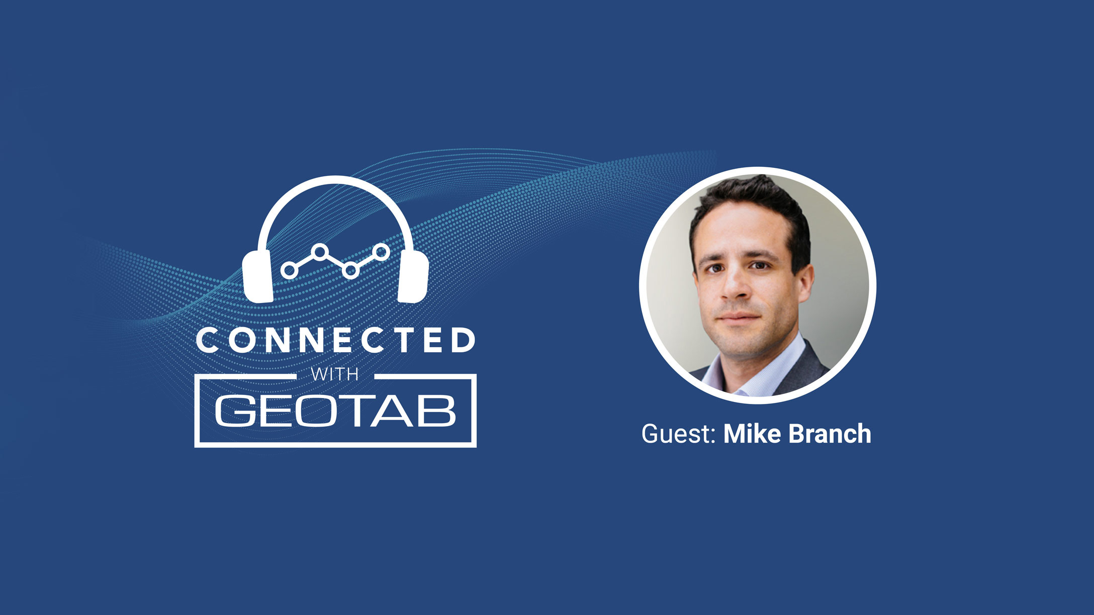 The world of data podcast with Mike Branch