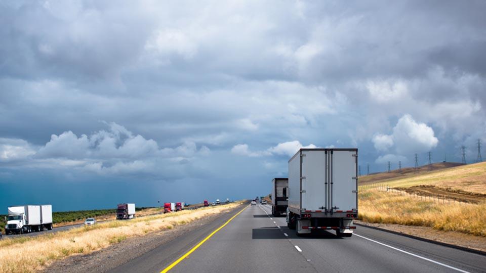 Truck-prairie