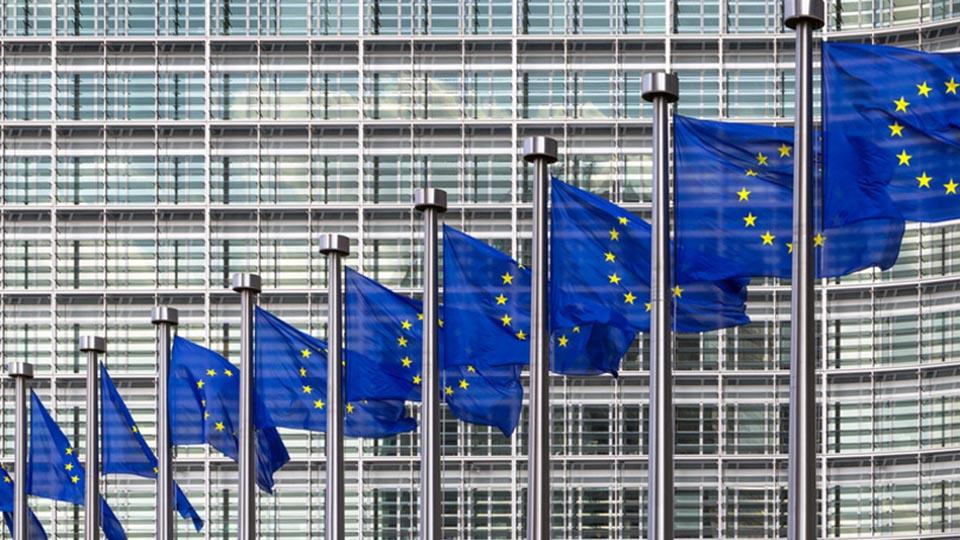 Flag of the EU