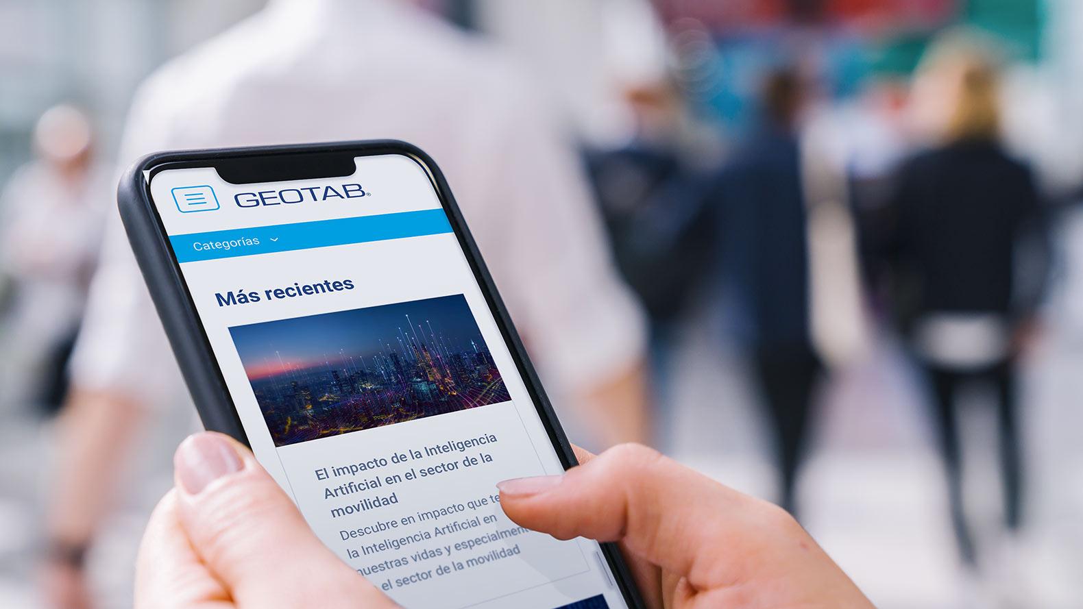 100,000 suscriptores de soluciones telemáticas y contando: Geotab reafirma su presencia en México