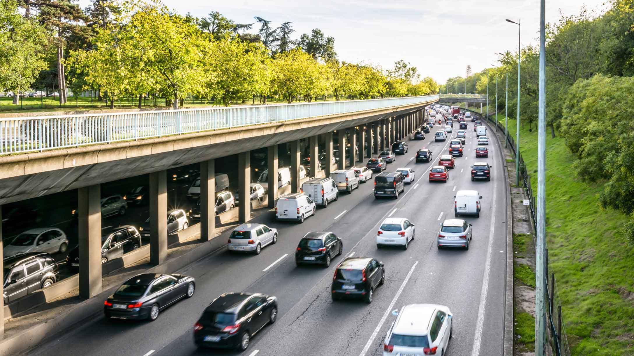 Imagen carretera europea