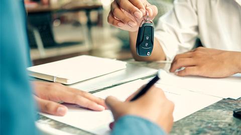 clef rental car
