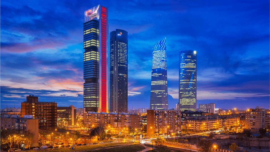 Quattro torri Madrid