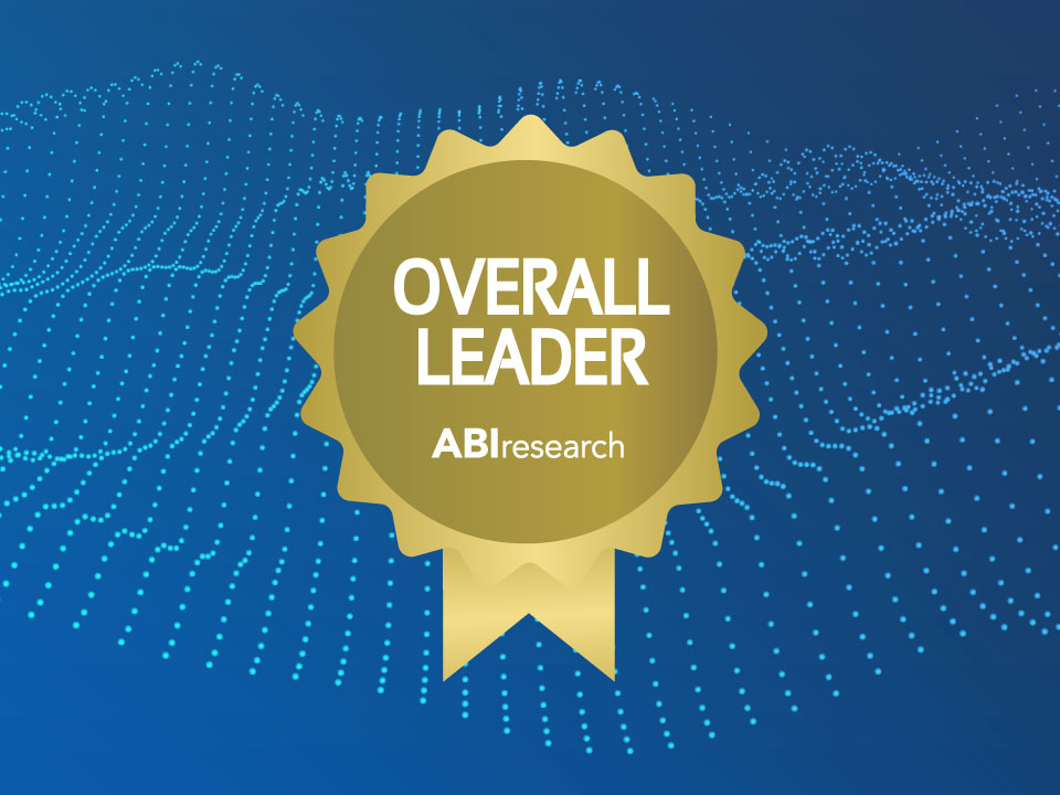ABI Research Overall Leader Badge