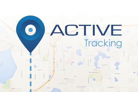 Active Tracking logo
