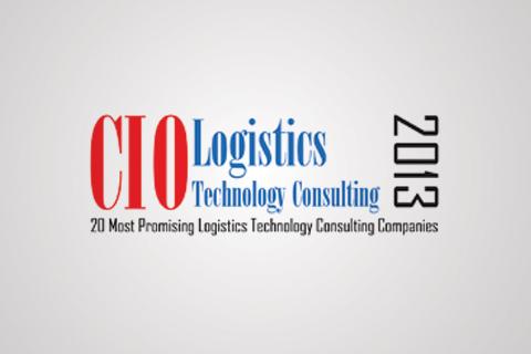 CIO Review Top 20 Logistics Technology 2013 logo