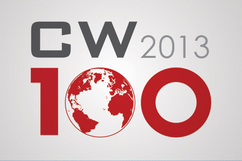 Connected World 2013 logo