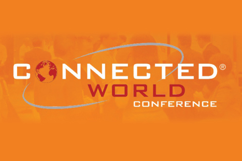 Connected World Conference logo