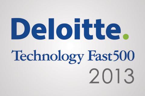 Deloitte Technology Fast 500 2013 logo
