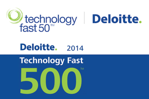 Deloitte Technology Fast 50 and Fast 500 Ranking logo