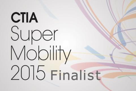 CTIA Super Mobility 2015 Finalist