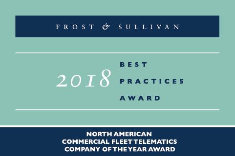 Frost & Sullivan awards logo