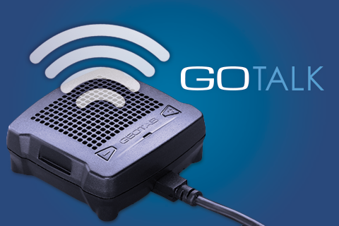 GoTalk device