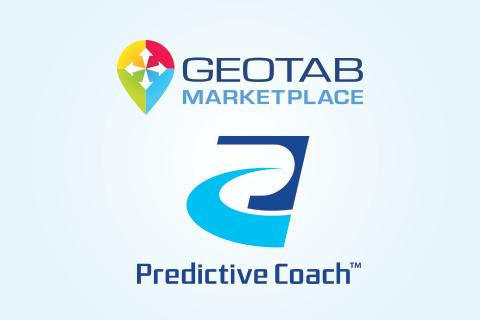 Geotab Marketplace and Predictive Coach logo
