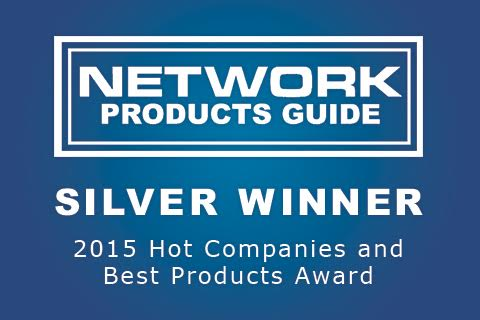 Hot Companies & Best Products Awards Silver Winner logo