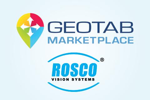 Rosco and Geotab Marketplace logo