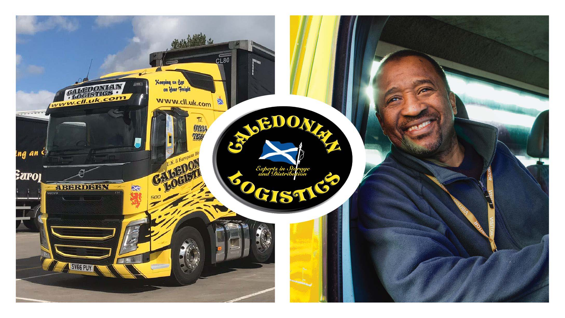 Caledonian Logistics Ltd.