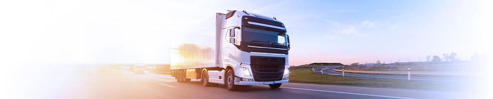 Solucion para vehiculos pesados de Geotab
