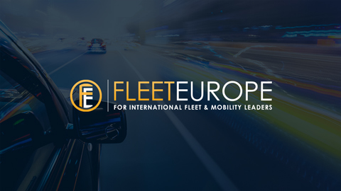 fleet europe car on motorway